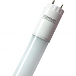 Tubo led silver electronic t8 eco