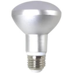 Bombilla led silver electronic reflectora r80