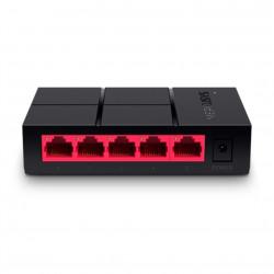Switch mercusys ms105g 5 puertos 10