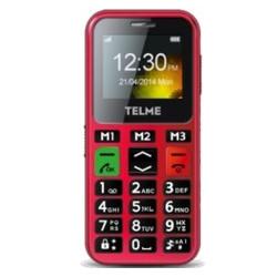 Telefono movil emporia c150re rojo radio