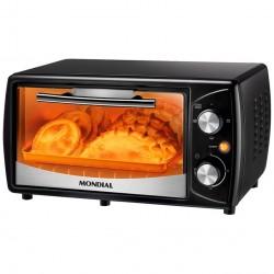 Mini horno mondial oven fr13 650w