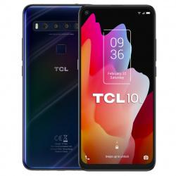 Telefono movil smartphone tcl 10l dark