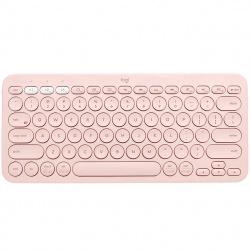 Teclado logitech k380 multi - device bluetooth rosa