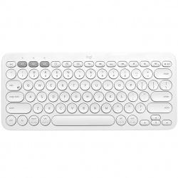 Teclado logitech k380 multi - device bluetooth blanco