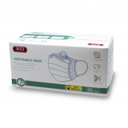 Mascarilla quirurgica caja 50 unidades triple