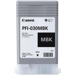 Cartucho tinta canon pfi - 030 negro mate
