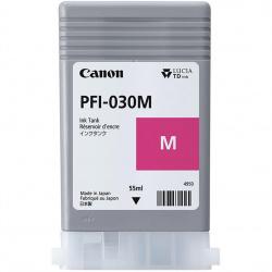 Cartucho tinta canon pfi - 030 magenta