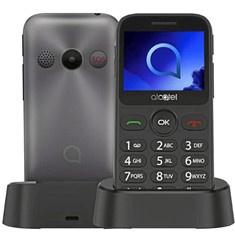 Telefono movil alcatel 2019g metalic gray