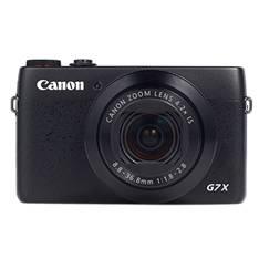 Camara digital canon powershot g7x 20.9mp