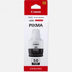 Botella tinta canon gi - 50pgbk negro 135ml