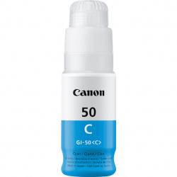 Botella tinta canon gi - 50c cian 7700
