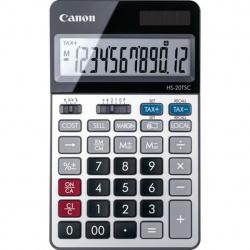 Calculadora canon sobremesa hs - 20tsc 12 digitos