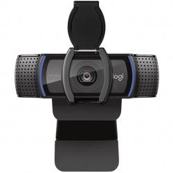 Webcam logitech c920s 1080p 30fps con