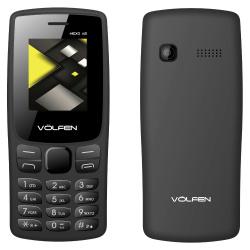 Telefono movil volfen a2 negro pantalla