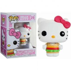 Funko pop hello kitty kawaii hamburguesa