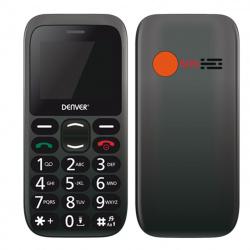 Telefono movil denver 1.77pulgadas sms dual