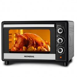 Mini horno mondial oven fr14 1600w