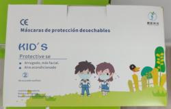 Mascarilla higienica caja 50 unidades triple
