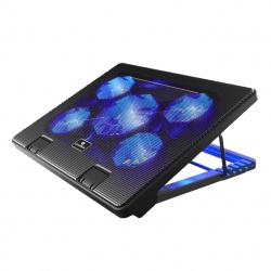 Soporte base refrigeracion portatil coolbox led