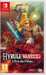 Juego nintendo switch - hyrule warriors: