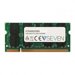 Memoria v7 2gb ddr2 pc6400 cl6