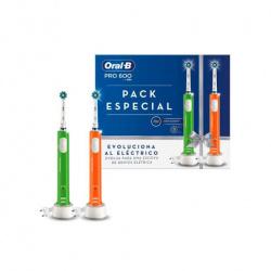 Cepillo dental electrico oral - b pro 600
