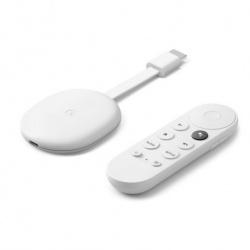 Google chromecast con google tv 4k