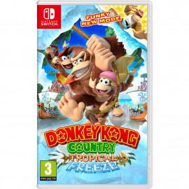 Juego nintendo switch - donkey kong