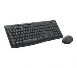 Teclado + mouse logitech mk295 silent