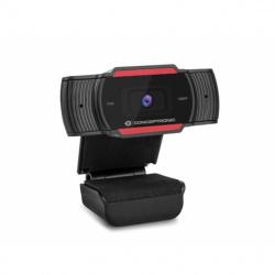 Webcam fhd conceptronic amdis04r 1080p usb
