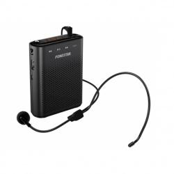 Amplificador portatil fonestar alta - voz - 30 altavoz y
