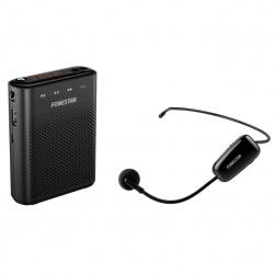 Amplificador portatil fonestar alta - voz - 30 microfono inalambrico