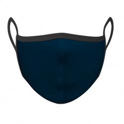 Mascarilla higienica imaskki neopreno azul marino