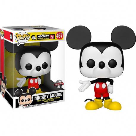 Funko pop disney mickey mouse color