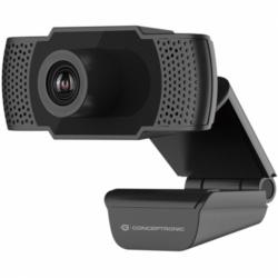 Webcam fhd conceptronic amdis01b 1080p usb