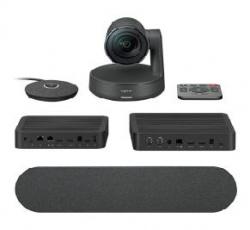 Webcam logitech rally kit videoconferencia