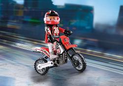 Playmobil special plus impulso motocross