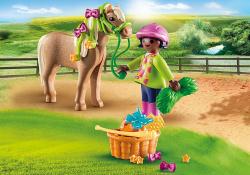 Playmobil special plus impulso niña con