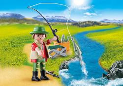 Playmobil special plus impulso pescador