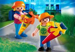 Playmobil ciudad colegio - mi primer