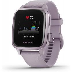 "Garmin - Venu SQ LCD 3,3 cm (1.3"") Púrpura GPS (satélite)"