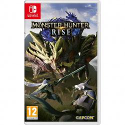 Juego nintendo switch - monster hunter