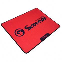 Alfombrilla gaming scorpion g18 rd rojo