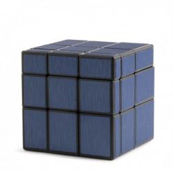 Cubo rubik qiyi mirror 3x3 azul