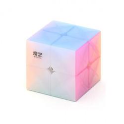Cubo rubik qiyi 2x2 jelly