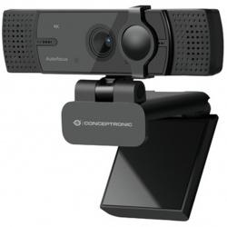 Webcam 4k conceptronic amdis07b 8.3mp 4k