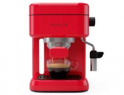 Cafetera expres flux´s rojo carmin 1.5l