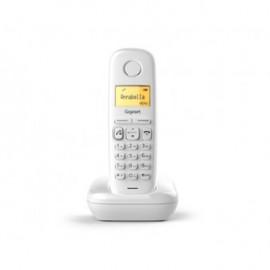 Telefono fijo inalambrico gigaset a270 blanco