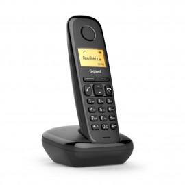 Telefono fijo inalambrico gigaset a170 negro