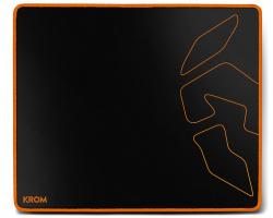 Alfombrilla krom knout speed negra (bulk)